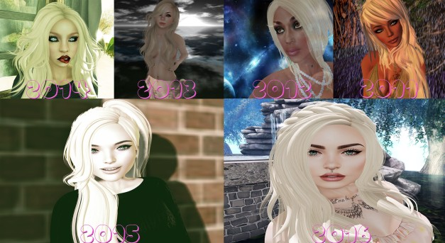 5 Years in Second Life