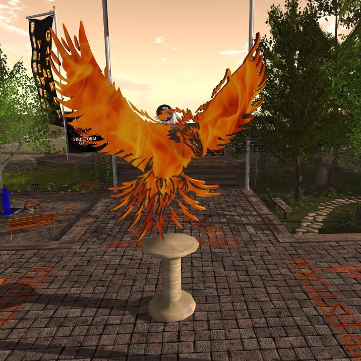 SL13B- Firestorm