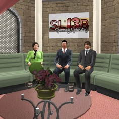 SL13B - Jo Yardley, Ebbe Linden & Zander Green